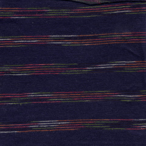 Pm organics knit jersey for Space dye knit fabric by the yard
